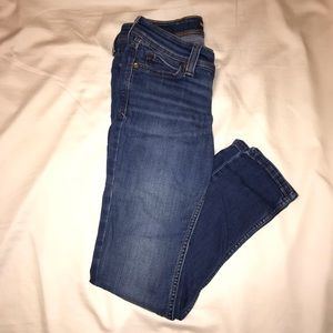 Levi's Low-Rise Skinny Jeans